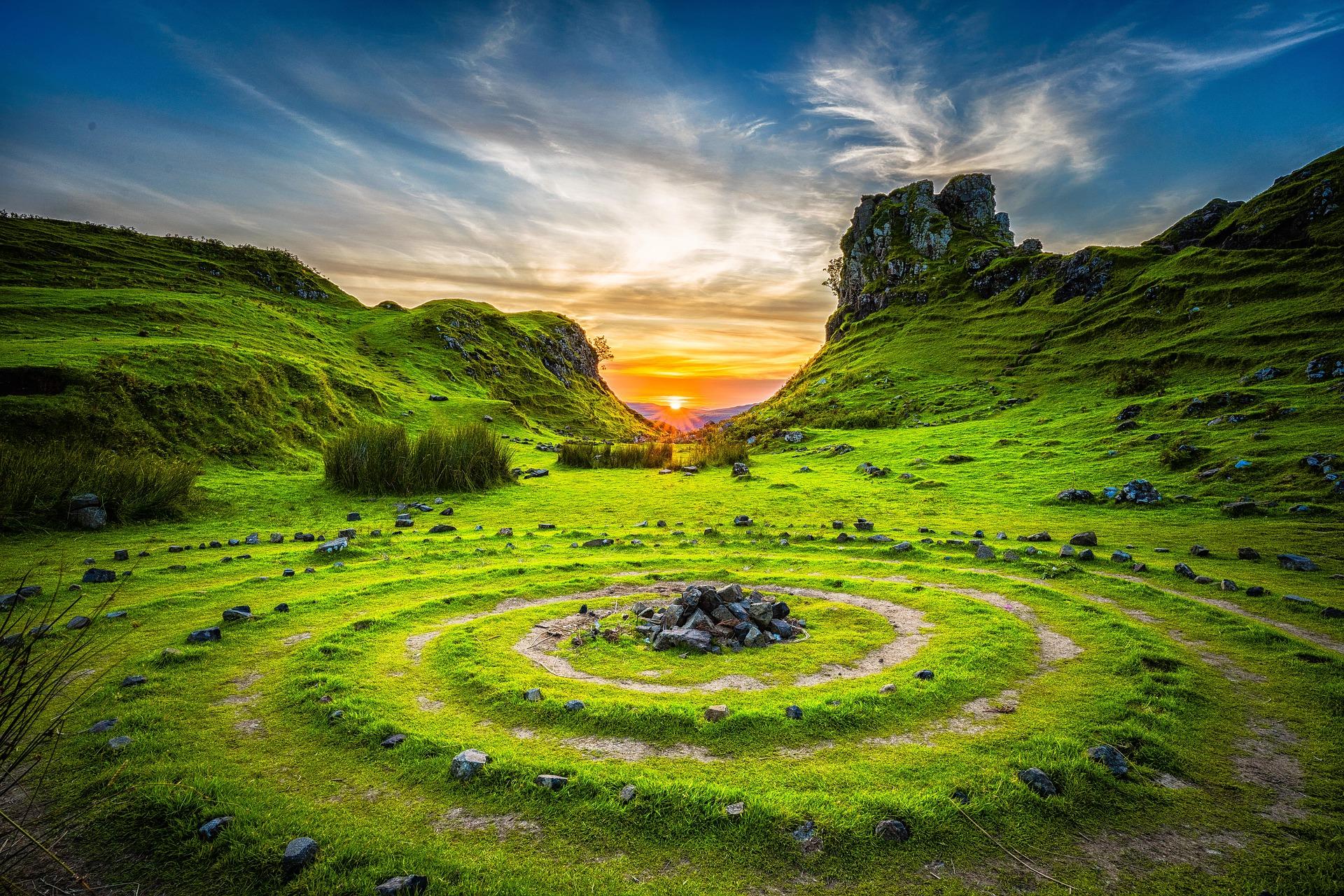 Cerchio di pietre