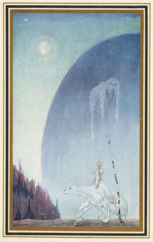 Illustrazione di Kay Nielsen