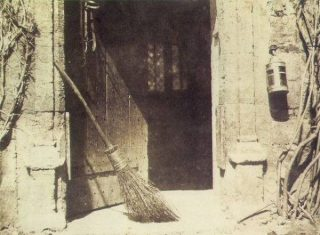 """The Open Door"" di William Henry Fox Talbot"